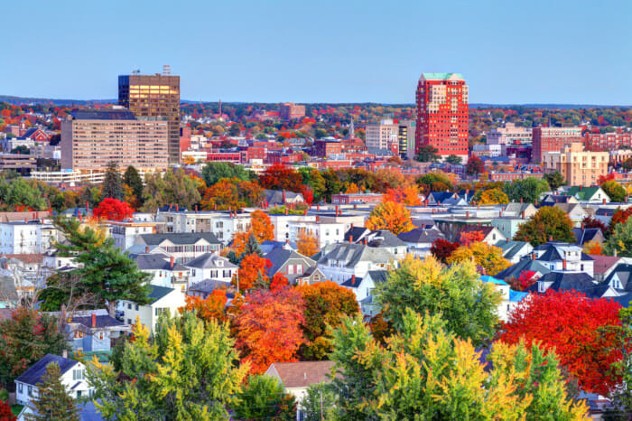 Manchester, New Hampshire | 100 Up-and-Coming Real Estate Markets to Watch in 2020 | Buildium