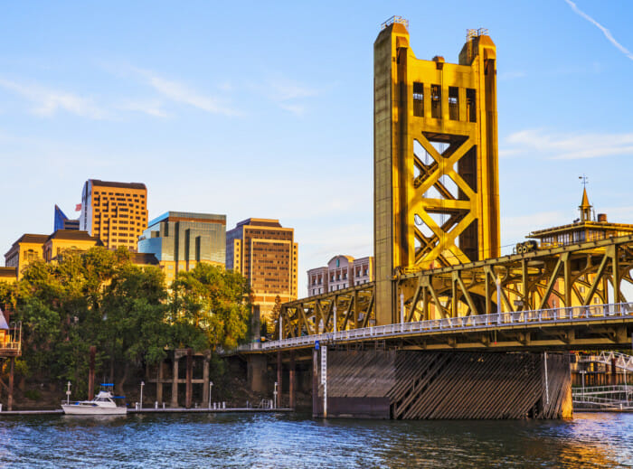 Sacramento, California | 100 Up-and-Coming Real Estate Markets to Watch in 2020 | Buildium